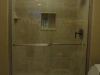Custom Shower with Shampoo/Soap Niche, Deerfield, IL