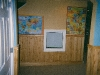 Kids Clubhouse, Wainscoting Trim and Picture Window, Glenview, IL