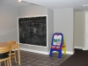 Kids Play Area, Chalkboard Wall with Ledge, Northbrook, IL