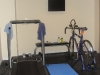 Workout Room with Roppee Flooring, Buffalo Grove, IL